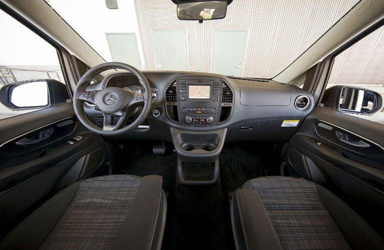 2016 Mercedes-Benz Metris Passenger Van Interior Cabin Dashboard
