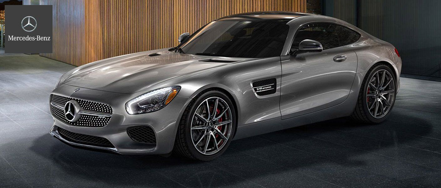 2016 Mercedes-AMG GT S on Display