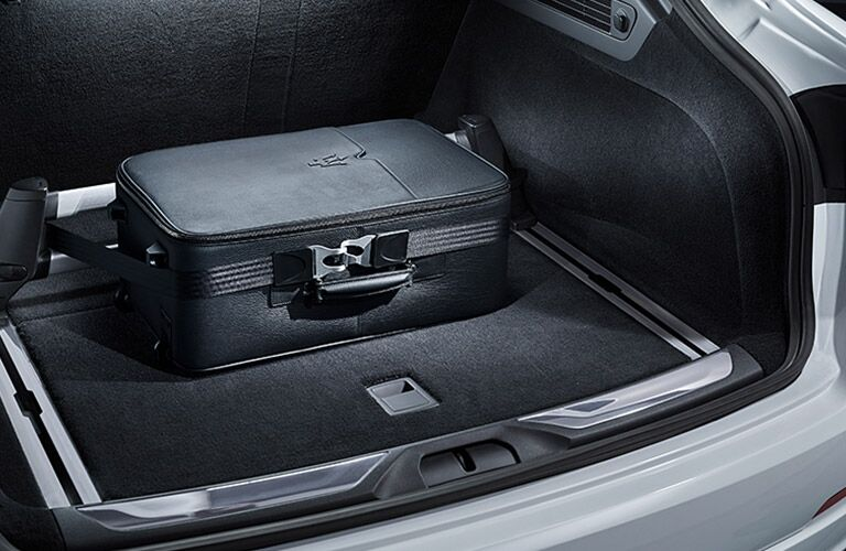 2017 Maserati Levante Interior Rear Cargo Area