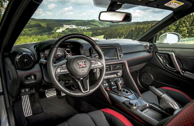 2017 Nissan GT-R Interior Cabin Dashboard