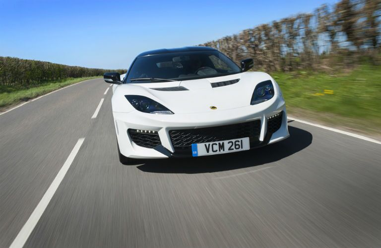 2018 Lotus Evora 400 Exterior Front Fascia