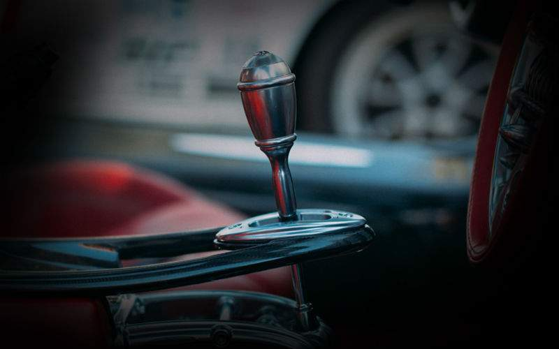 2018 Pagani Huayra Interior Shift Knob