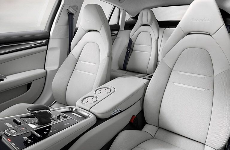 2018 Porsche Panamera Interior Cabin Seating