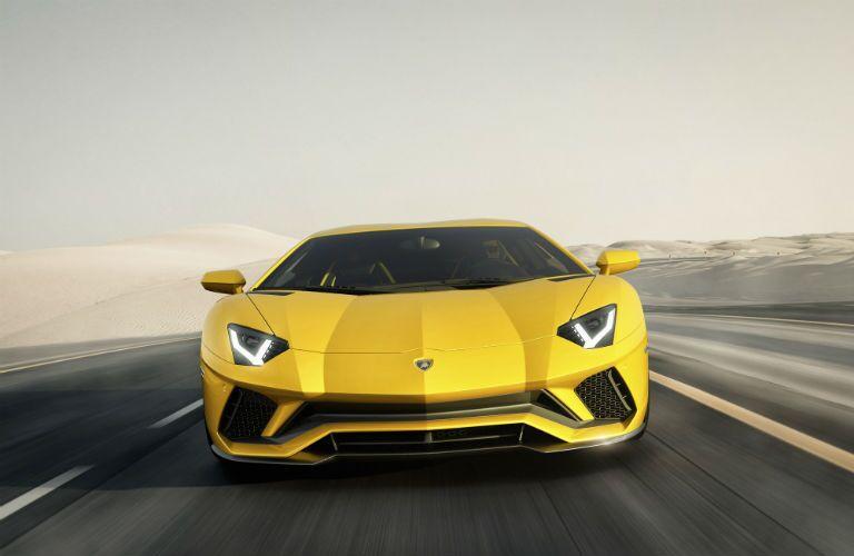 2018 Lamborghini Aventador S Exterior Front Fascia