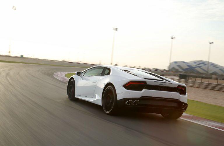 2018 Lamborghini Huracan Exterior Driver Side Rear