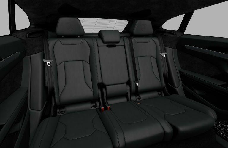 2018 Lamborghini Urus Interior Cabin Rear Seats