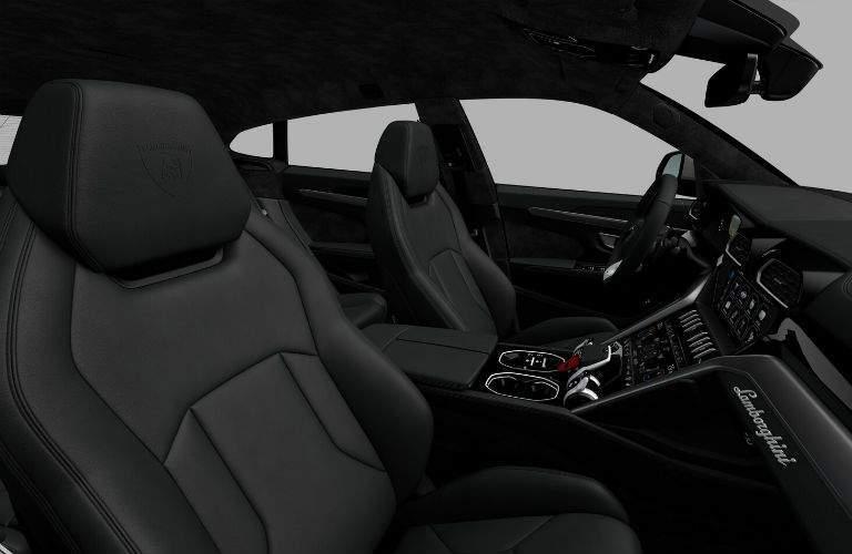 2018 Lamborghini Urus Interior Cabin Front Seats