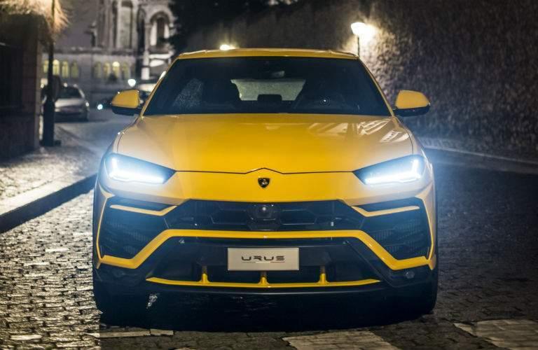 2018 Lamborghini Urus Exterior Front Fascia