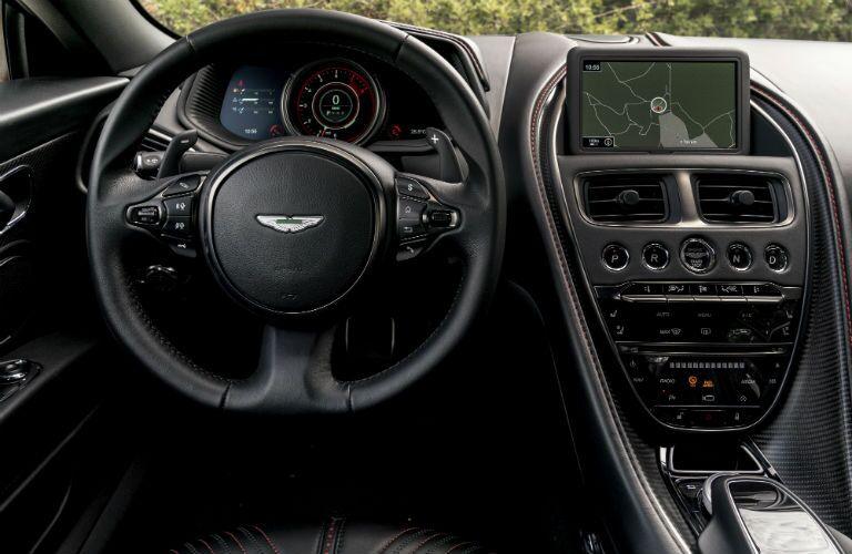 2019 Aston Martin DB11 Interior Cabin Dashboard