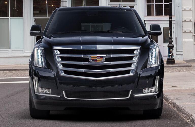 2019 Cadillac Escalade Exterior Front Fascia