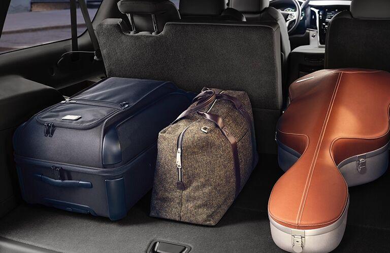 2019 Cadillac Escalade Interior Cabin Cargo Area