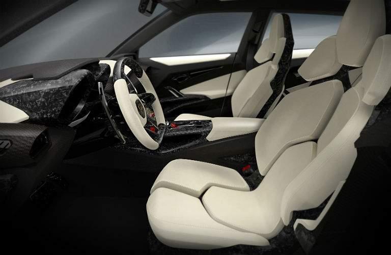 Lamborghini Urus Original Concept Interior Cabin Front Seat
