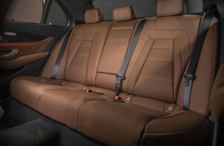 2019 Mercedes-AMG E 53 Sedan Interior Cabin Seating
