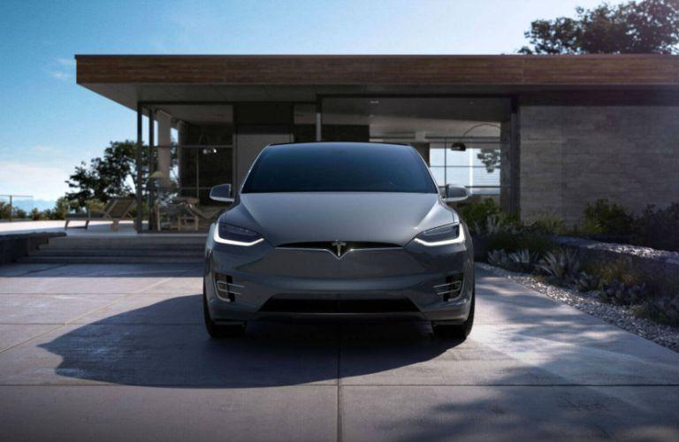 2019 Tesla Model X Exterior Front Fascia