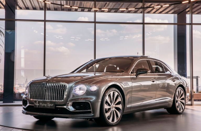2020 Bentley Flying Spur Exterior Driver Side Front Profile