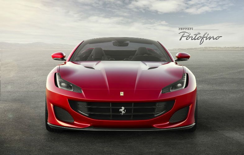 2020 Ferrari Portofino Exterior Front Fascia