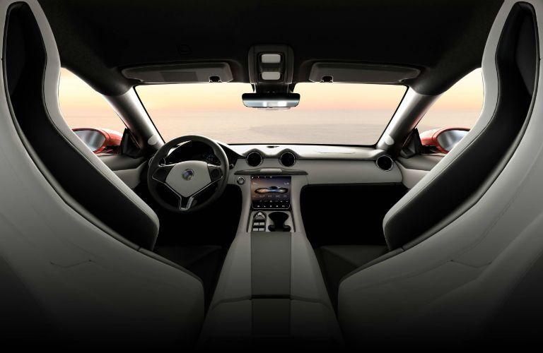 2020 Karma Revero GT Interior Cabin Dashboard