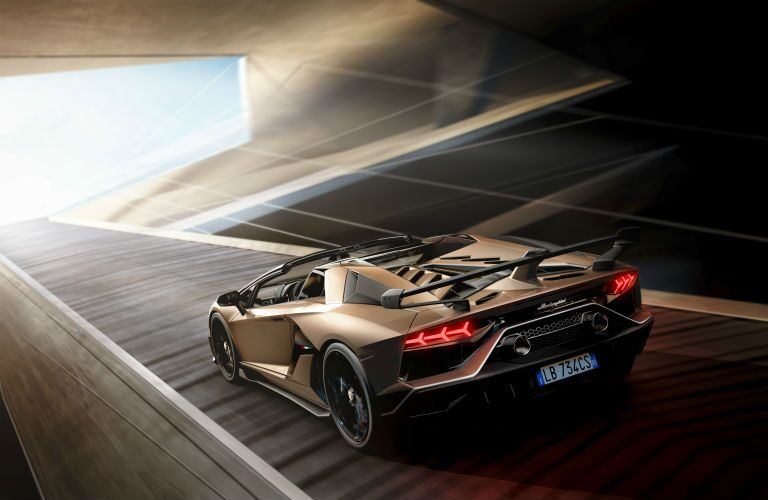2020 Lamborghini Aventador Svj Roadster North Miami Beach Fl
