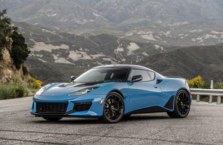 2020 Lotus Evora GT Exterior Driver Side Front Profile