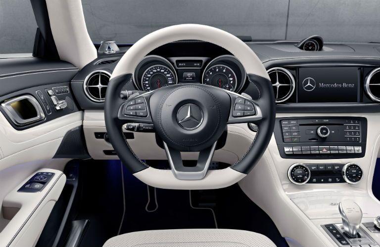 2020 Mercedes-Benz SL-Class Interior Cabin Dashboard