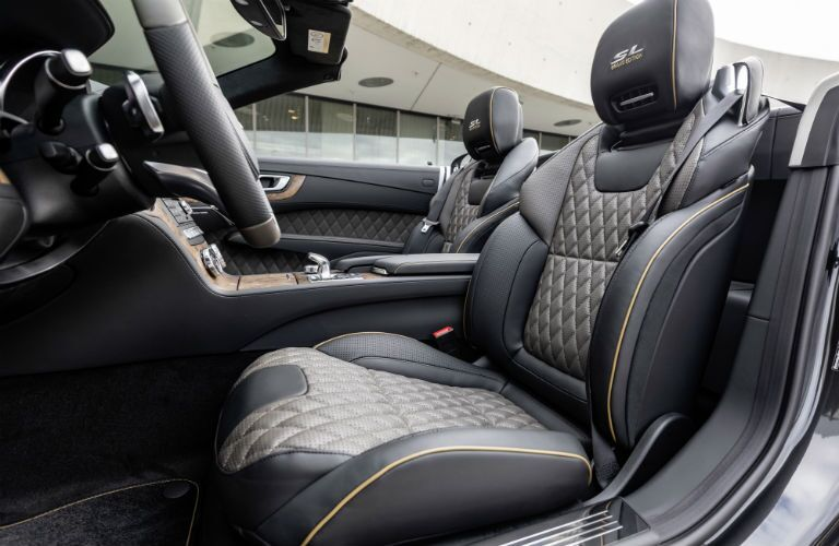 2020 Mercedes-Benz SL-Class Interior Cabin Seating