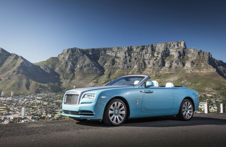 2020 Rolls-Royce Dawn Exterior Driver Side Front Profile