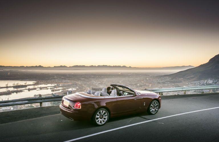 2020 Rolls-Royce Dawn Exterior Passenger Side Rear Profile
