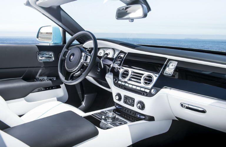 2020 Rolls-Royce Dawn Interior Cabin Dashboard