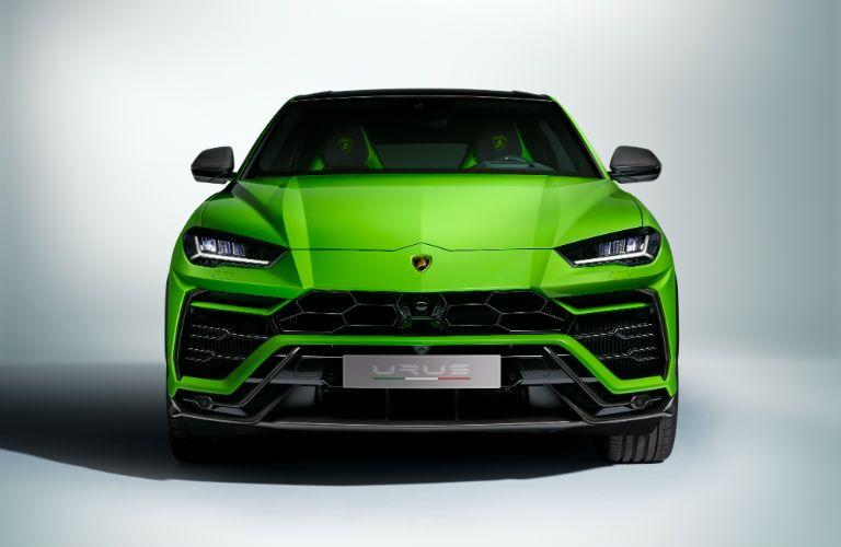 2021 Lamborghini Urus Pearl Capsule Exterior Front Fascia