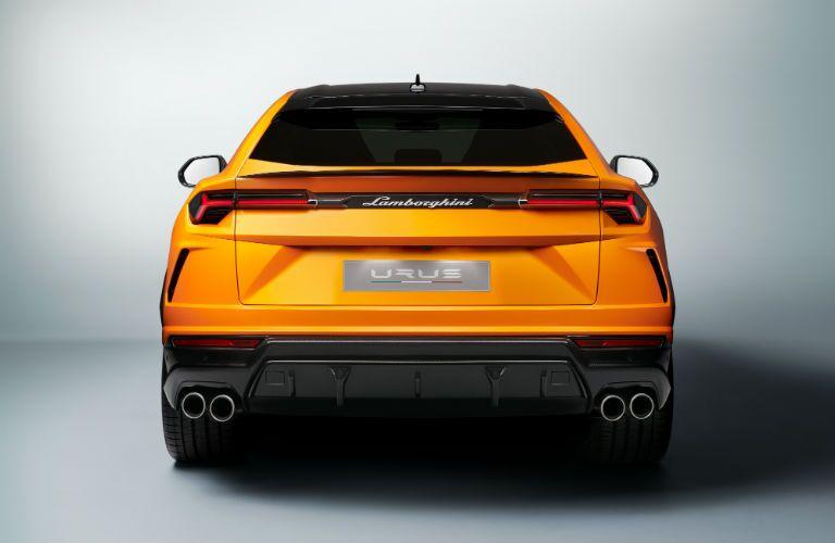 2021 Lamborghini Urus Pearl Capsule Exterior Rear Fascia