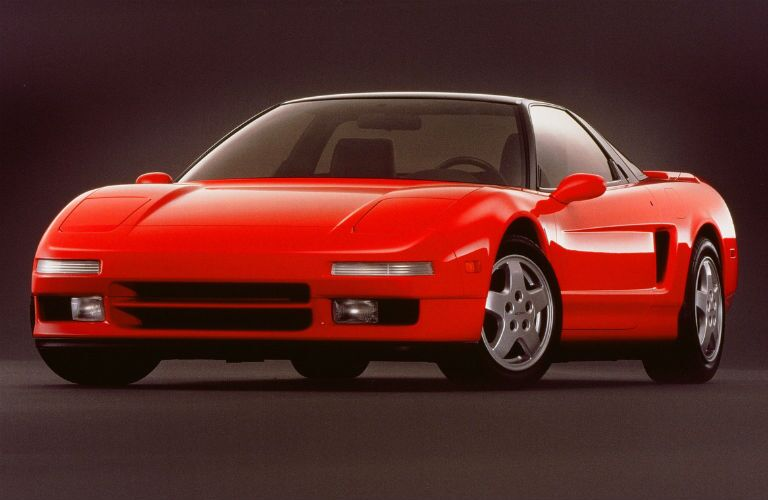 Acura NSX Exterior Driver Side Front Angle