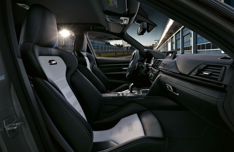 BMW M3 Interior Cabin Front Seating