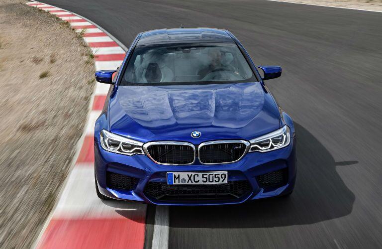 BMW M5 Exterior Front Fascia