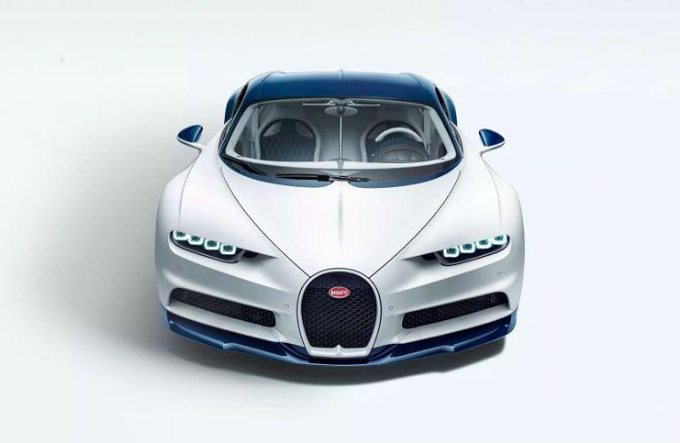 Bugatti Chiron Exterior Driver Front Fascia