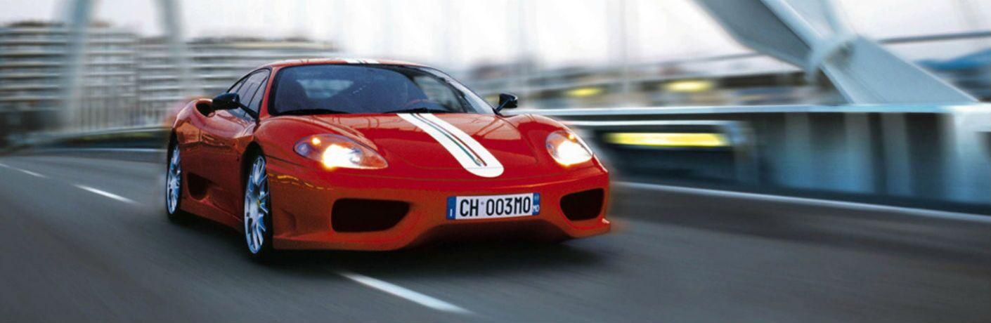 2003 Ferrari 360 Challenge Stradale Exterior Passenger Side Front Angle