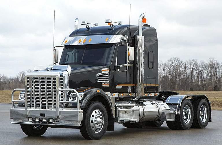 Freightliner Model Exterior Driver Side Front