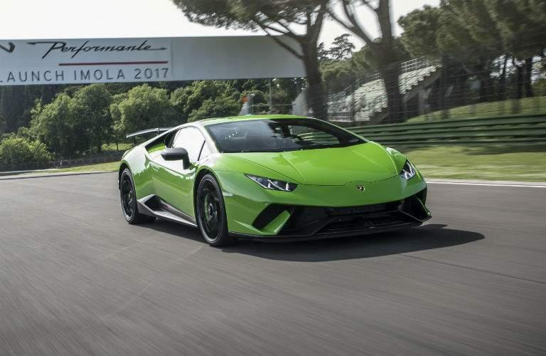 Lamborghini Aventador S Exterior Front Profile
