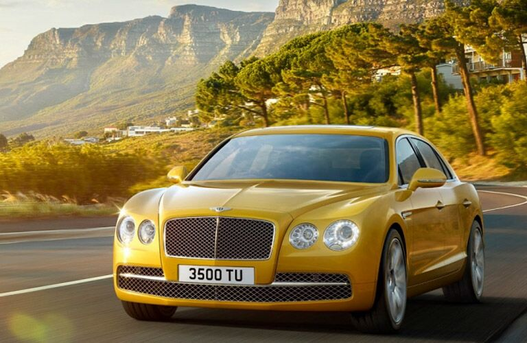 Bentley Hollywood FL