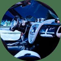 Pagani Huayra Interior Cabin Dashboard