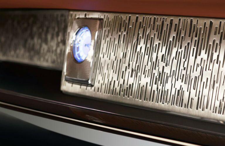 Rolls-Royce Phantom Interior Cabin Dashboard Panel