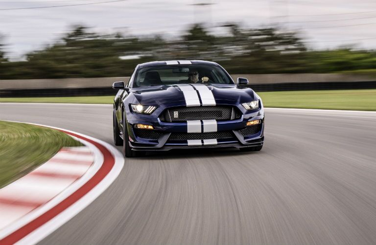 Shelby Ford Mustang Exterior Front Fascia