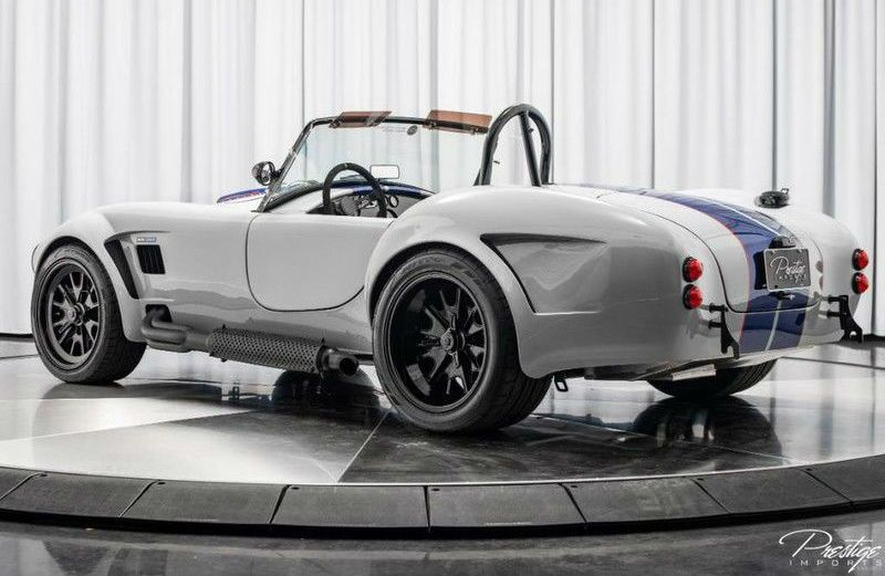 Shelby Cobra Exterior Driver Side Rear Profile
