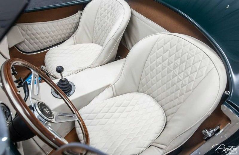Shelby Cobra Interior Cabin Seating