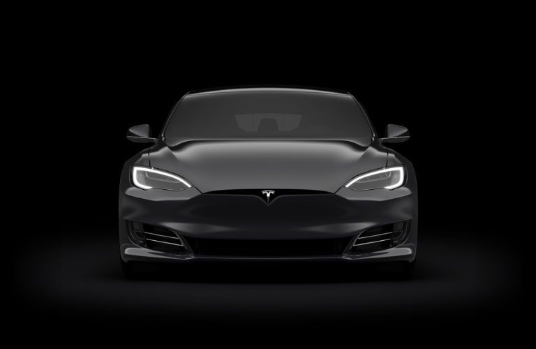 2019 Tesla Model S Exterior Front Fascia