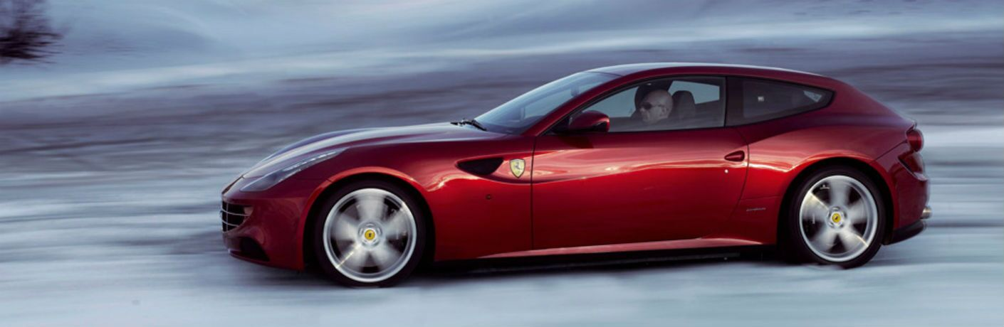 Used Ferrari FF Exterior Driver Side Front Profile