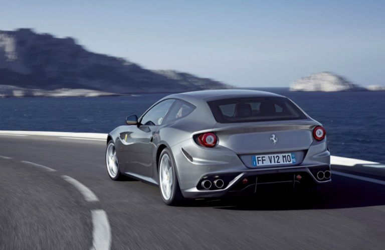 Used Ferrari FF Exterior Driver Side Rear Angle