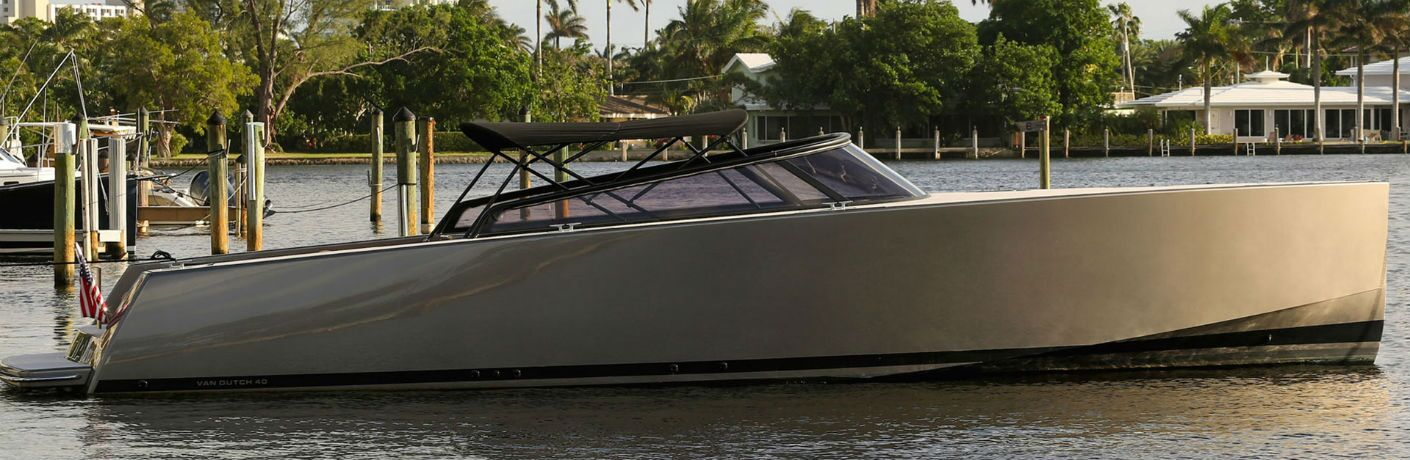 VanDutch Yacht