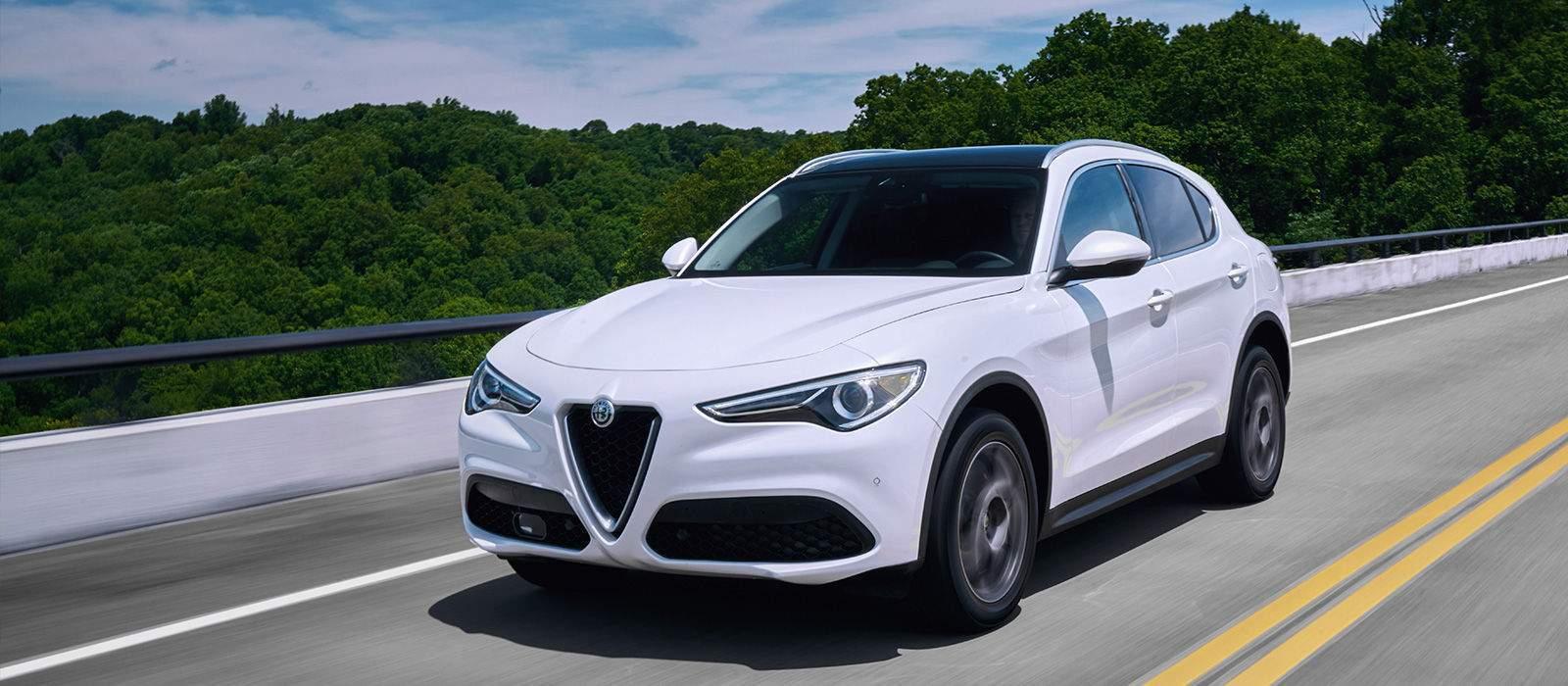 Alfa Romeo Stelvio Ti Alfa Romeo Lease Specials In Westlake An O