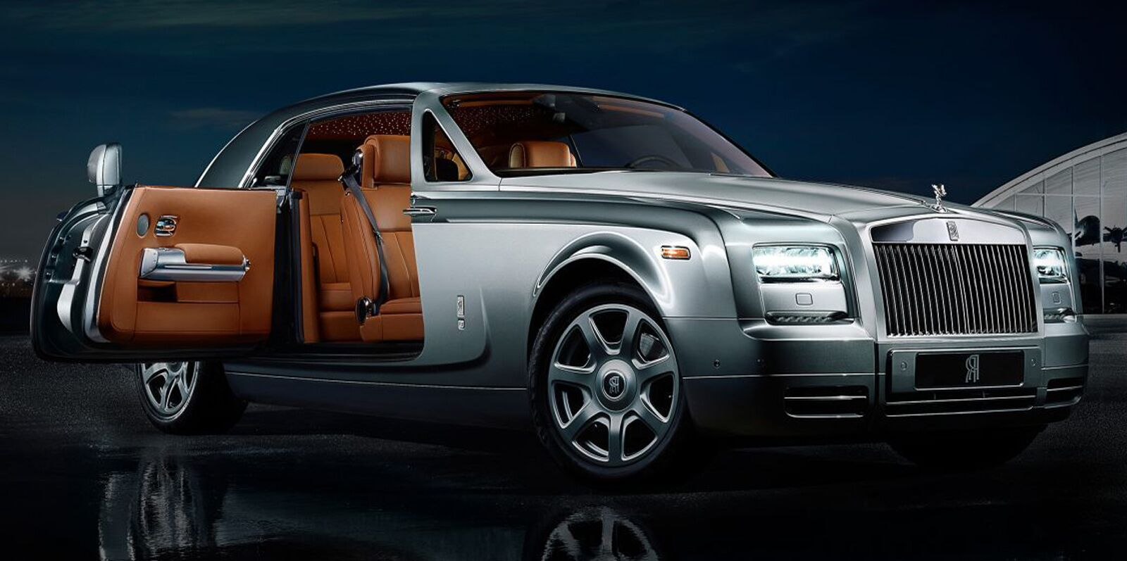 Rolls-Royce Phantom l Lease or Purchase at Rolls-Royce ...