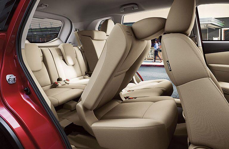 2016 Nissan Rogue in Kansas City, MO interior third row seating